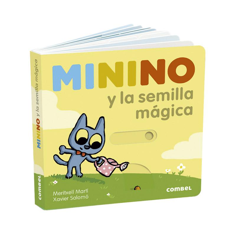Minino y la Semilla Mágica