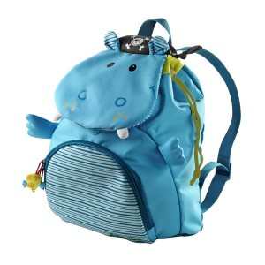 Mochila de Arnold el Hipopótamo