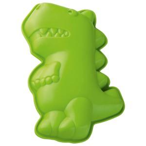 Molde de Silicona para Pastel: Dino