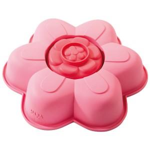 Molde de Silicona para Pastel: Flor