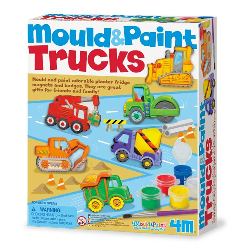 Moldea y pinta Camiones