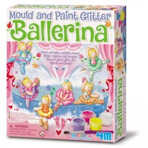 Moldea y Pinta Bailarinas
