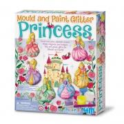 Moldea y Pinta Princesas