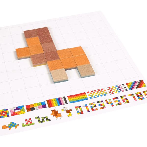 Mosaico de colores de plan toys en minikidz - Mosaicos de colores ...