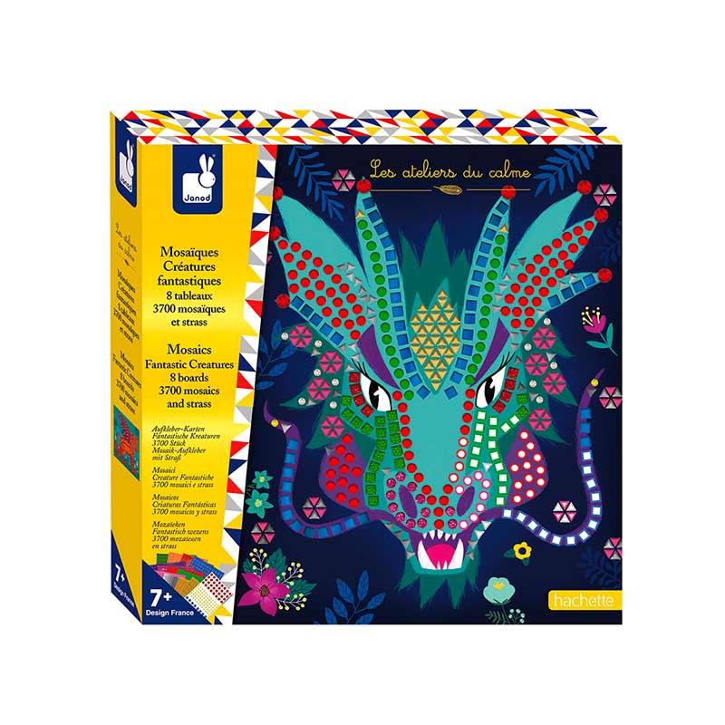 Mosaicos Criaturas Fantásticas
