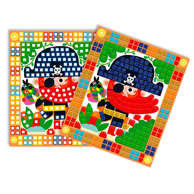 Mosaicos Piratas