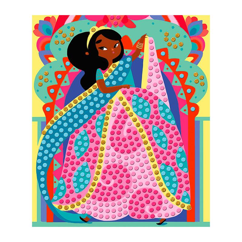 Mosaicos Princesas