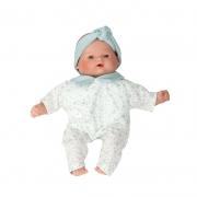 Muñeca Bebé 26 cm: Estrellitas Verdes