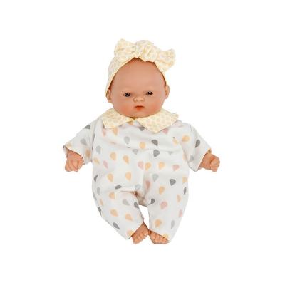 Muñeca Bebé 26 cm: Little Babies Gotas Amarillo