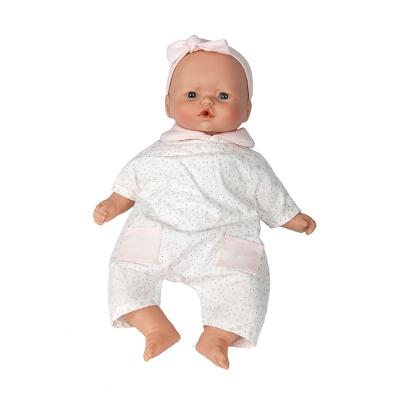 Muñeca Bebé 36 cm: Estrellitas Rosas