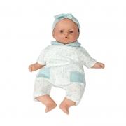 Muñeca Bebé 36 cm: Estrellitas Verdes
