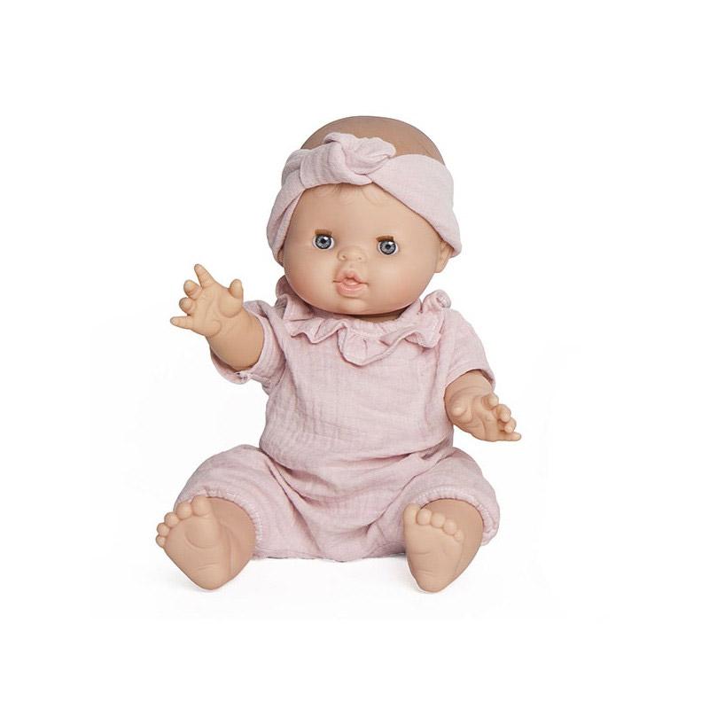Muñeca Bobble Rosa