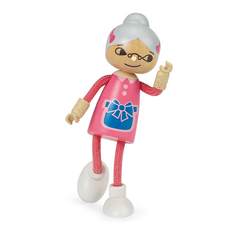 Muñeca para Casitas: Abuela