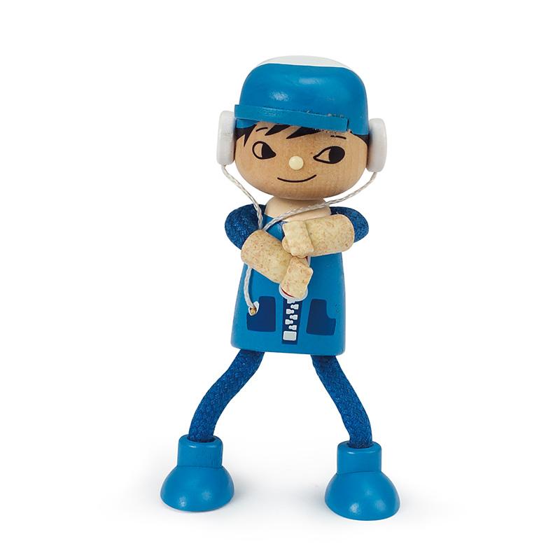 Muñeco para Casitas: Hijo