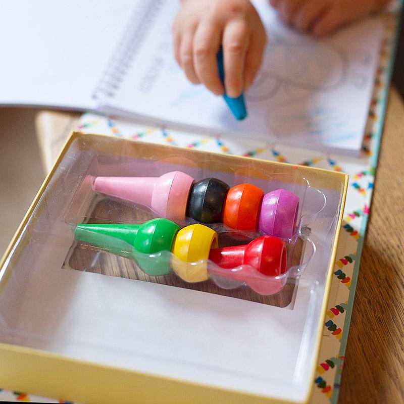 Oodle Doodle Crayon Set: Formas