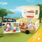 Pack Caravana con Familia Conejo