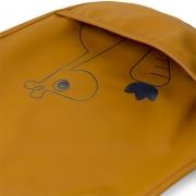 Pack de 2 Baberos con velcro Deer Friends Mostaza