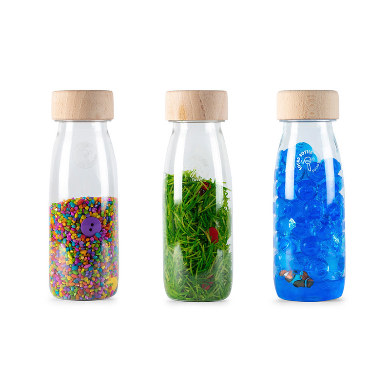 Pack de 3 Botellas Sensoriales Eco