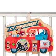 Panel de Actividades Camión de Bomberos