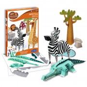 Paper Toys Animales de la Sabana