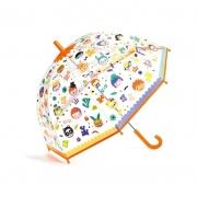 Paraguas Mágico Caras Divertidas
