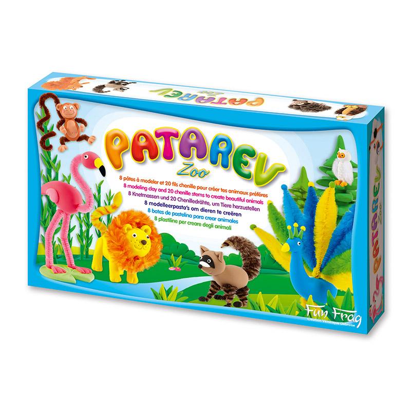Patarev Maxi Coffret Zoo