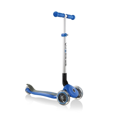 Patinete Plegable Azul: Primo Foldable