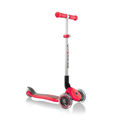 Patinete Plegable Rojo: Primo Foldable