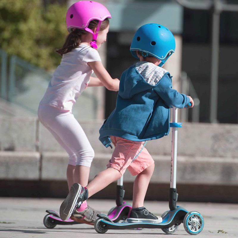 Patinete Plegable Rosa: Serie Elite