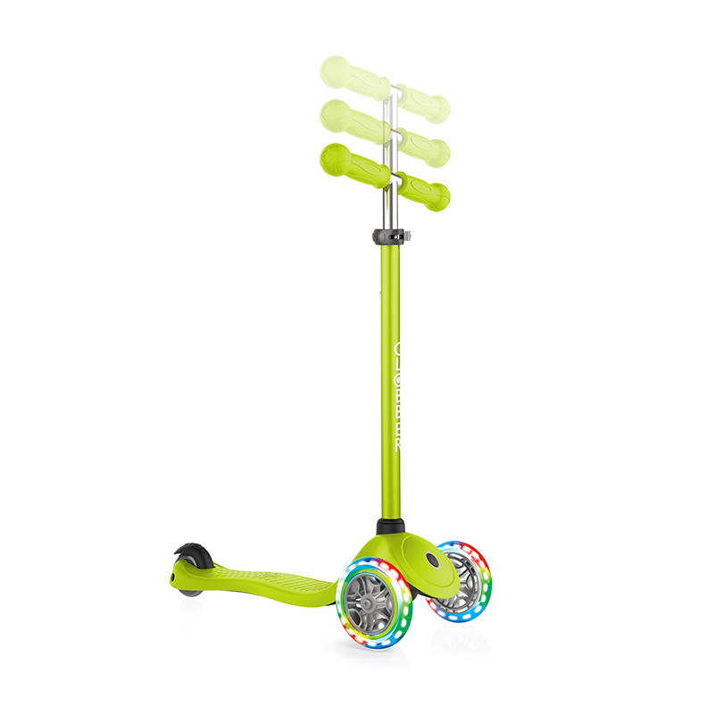 Patinete Primo Lights Verde