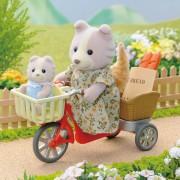 Pedaleando con Mamá
