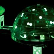 Pegatinas Fluorescentes Quadrilla