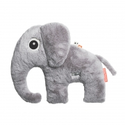 Peluche Grande: Elefante Elphee Gris