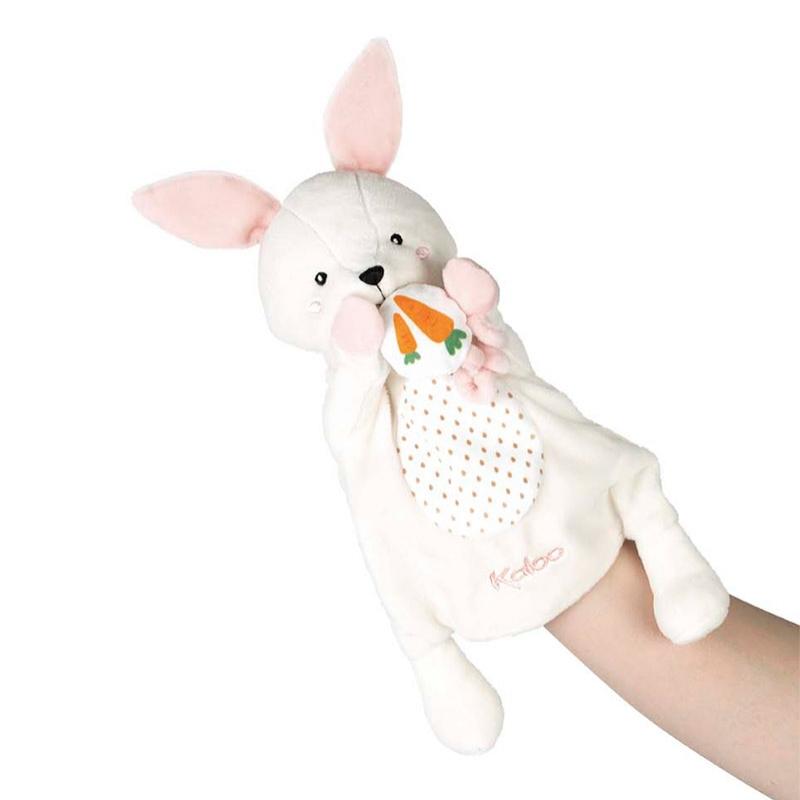 Peluche Marioneta Conejo Robin