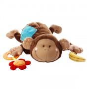 Peluche musical Basile el Mono