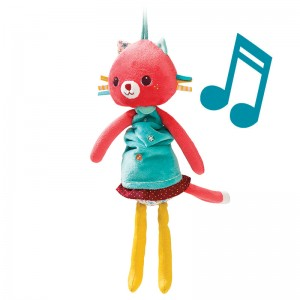 Peluche Musical Colette