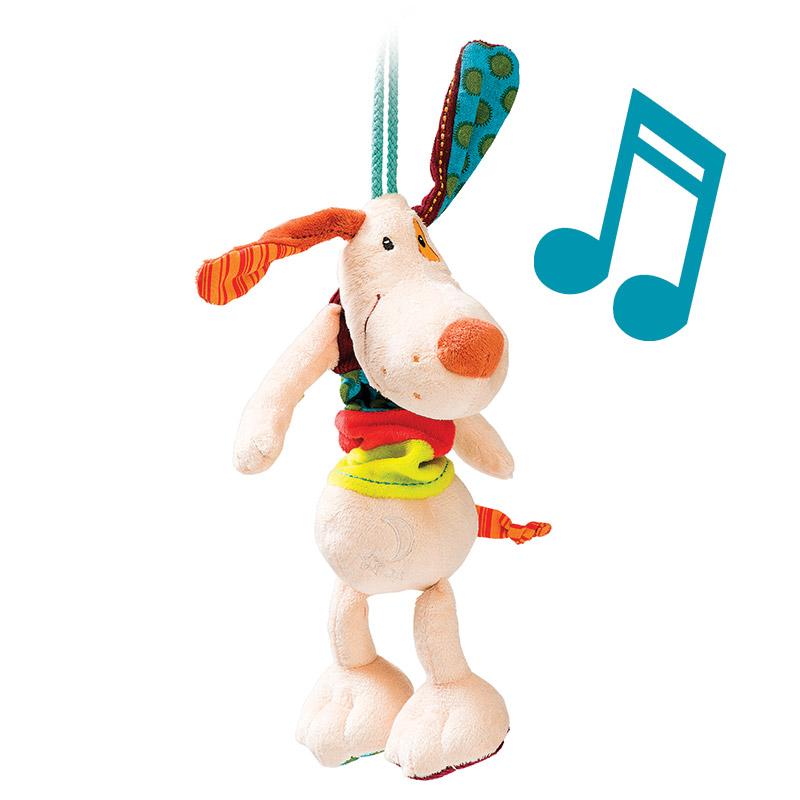 Peluche Musical Jef