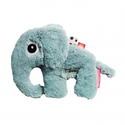 Peluche Pequeño: Elefante Elphee Azul