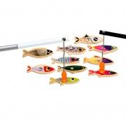 Pesca de Sardinas con Caña