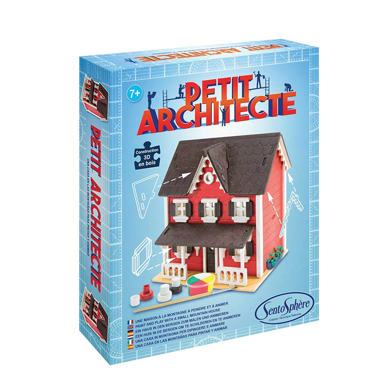 Petit Architecte Casa en la Montaña