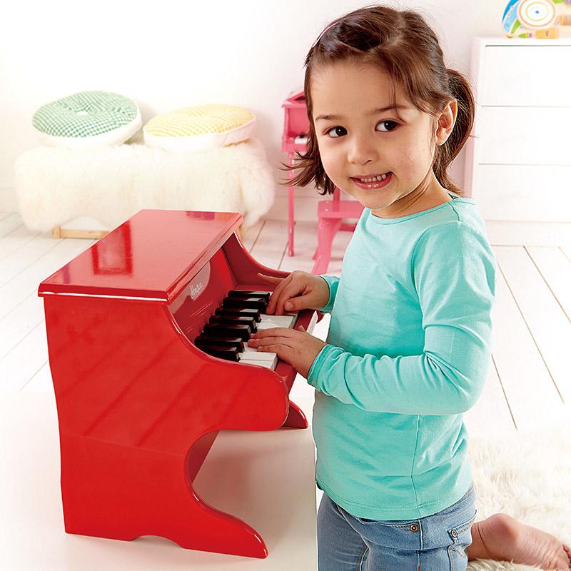 Piano Juguetón Rojo
