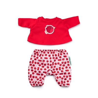 Pijama Petirrojo para Muñecas
