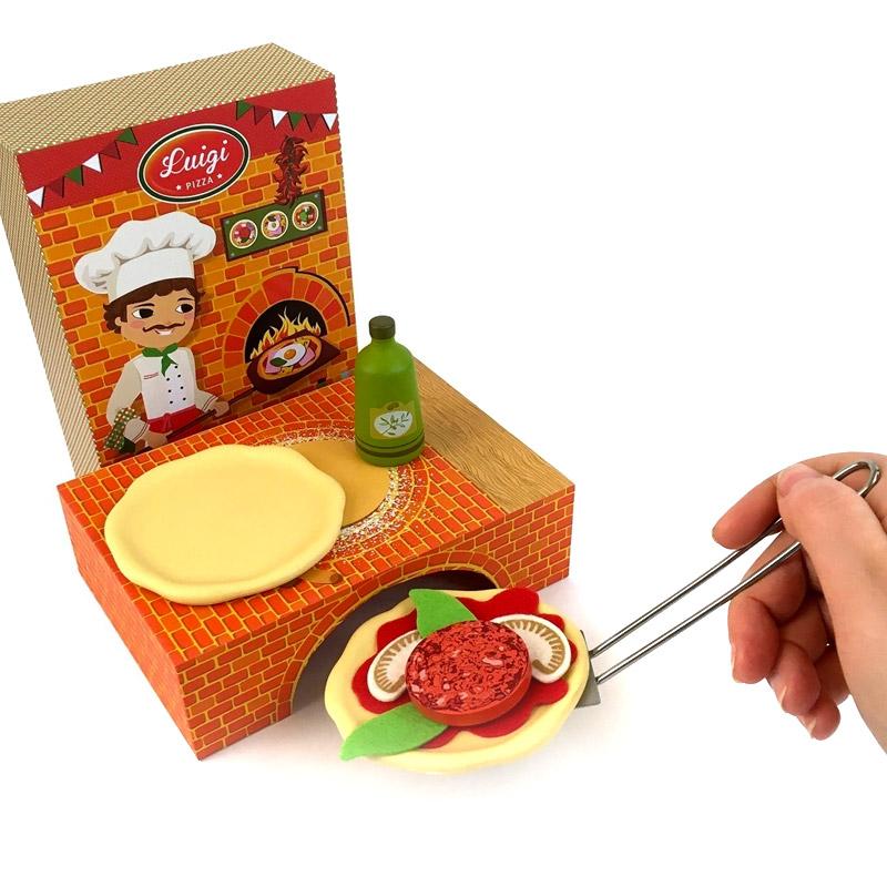 Pizza de Luigi