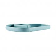 Plato de Silicona Stick&Stay: Elphee Azul