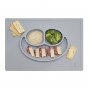 Plato Happy Mat: Gris Pewter