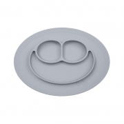 Plato Mini Mat: Gris Pewter