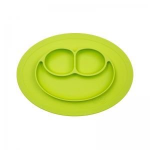 Plato Mini Mat: Verde Lima