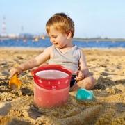 Primer Juego de Playa Plegar y Listo