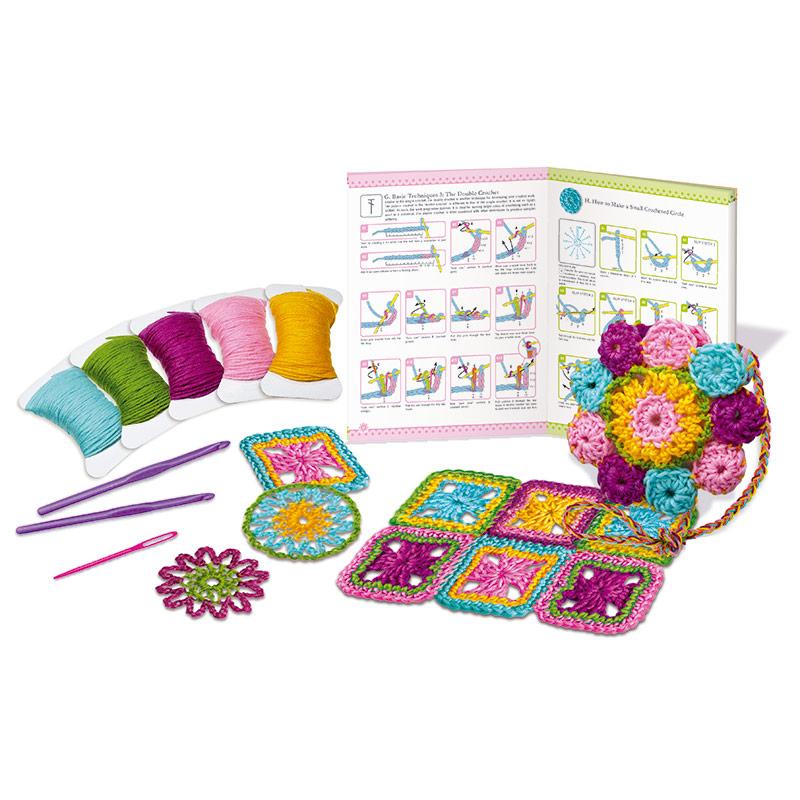 Primer Kit de Crochet