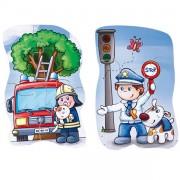 Primeros Puzzles: De Servicio